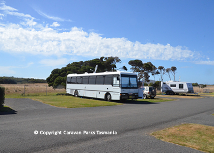 Low Head Holiday Tourist Park Georgetown Accommodation