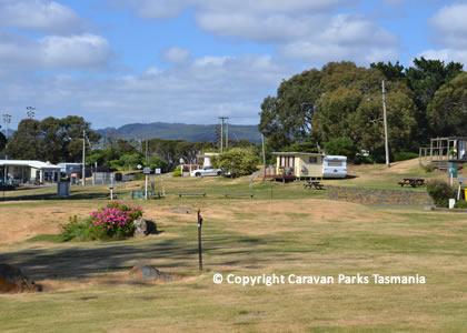 Mersey Bluff Caravan Park Devonport Accommodation Hotel Motel